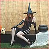 Sexy witch AmberLily